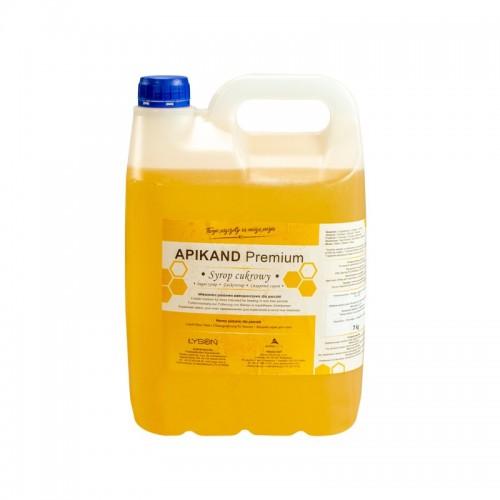 Apikand Premium - сахарный сироп - 7кг._1
