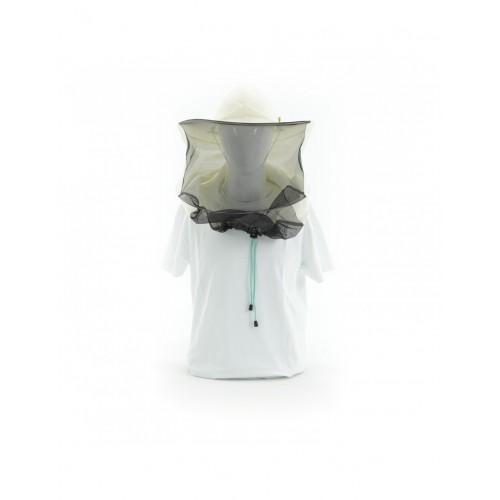 Капелюх бджолярський з льону (полотно ззаду)_1