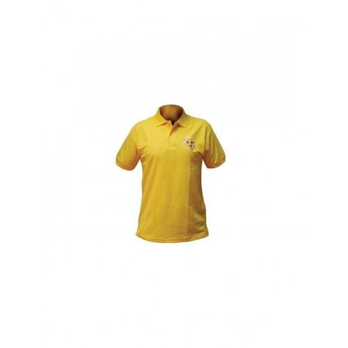 Футболка поло с вышивкой. Размер M, L, XXL_1