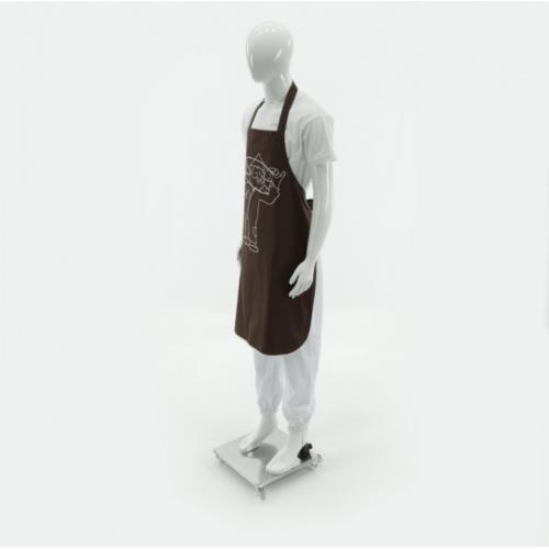 Фартук кухонный темный длинный_1