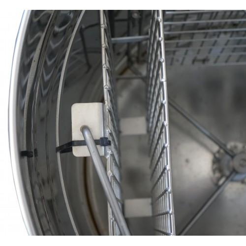 Медогонка 4-кассетная поворотная ручная Ø600мм Lyson Optima (без крышки и ножек)_1