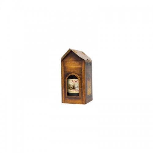 Упаковка картонна декоративна на банку 500 або 720 мл