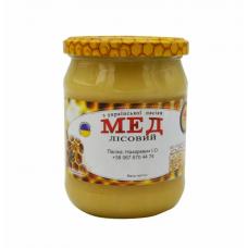 Мед Лісовий (0,500л.)