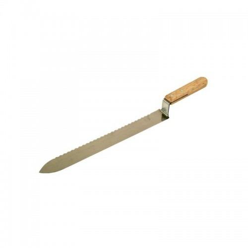 Нож нержавеющий зубчатый