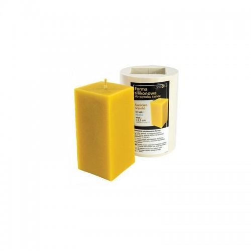 Форма силиконовая Куб высокий (13,5см)