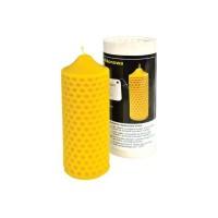 Форма силиконовая Ролик Пчелиный (16см)