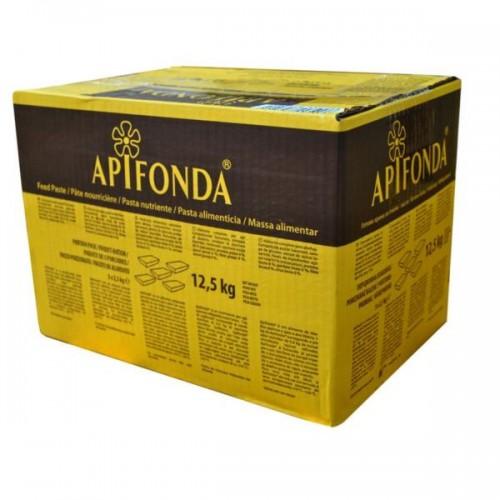 Апифонда - готовый пастообразный корм для пчел 15 кг