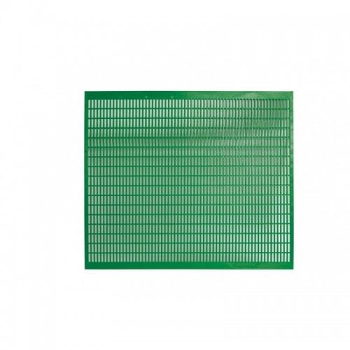 Роздільна решітка пластикова на 10 рамок 42,0см х 51,0см Lyson