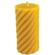 Свічка ролик великий спіральний (13,5см)