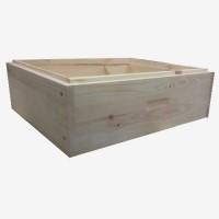 Полукорпус деревяный (10-ти рамочный)