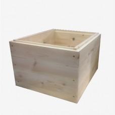 Корпус Дадан деревяный (10-ти рамочный)