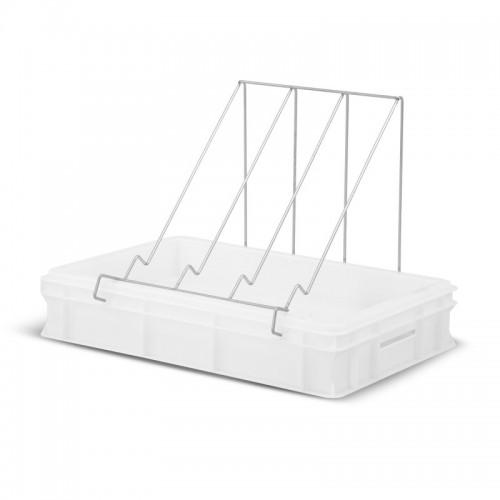 Ванночка для распечатки пластик (100 мм, сито пластик)_1